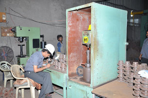 hardness testing equipments